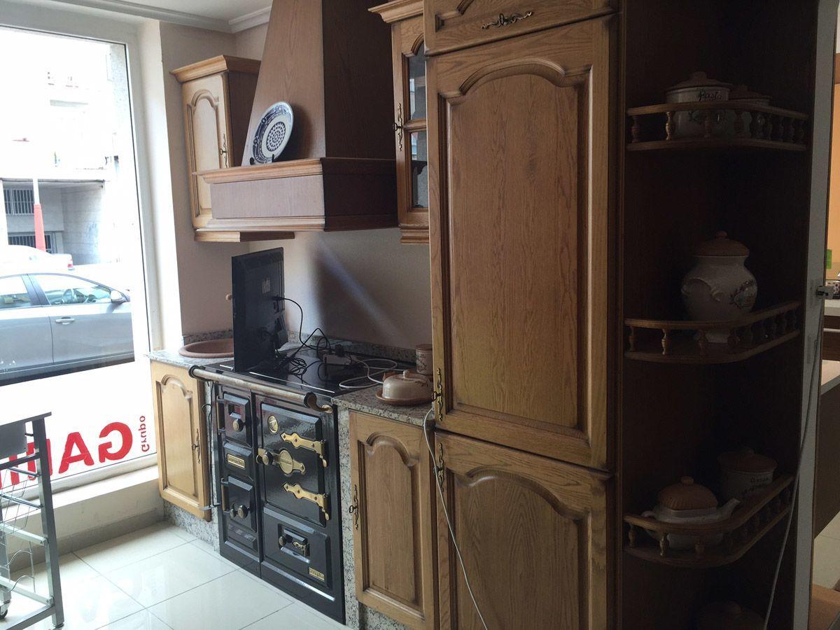 Cocinas precasa materiales de contrucci n - Cocinas ourense ...