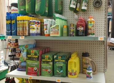 Productos para el jardín