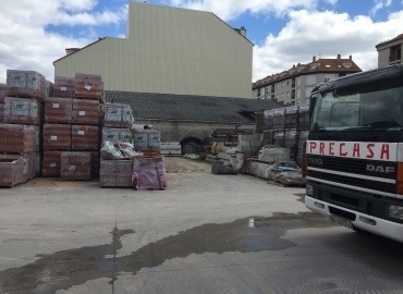 Materiales de construcción Ourense